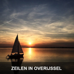 zeilen-bij-zonsondergang