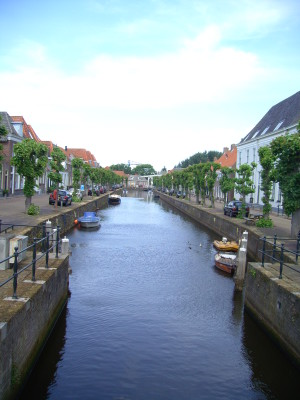 Gracht Hasselt Hanzestad