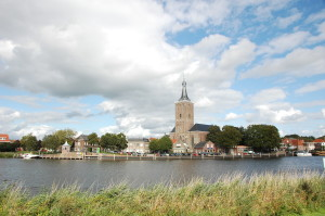 Grote of Sint-Stephanuskerk Hasselt Hanzestad