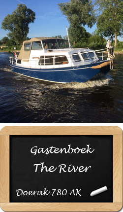the-river-gastenboek