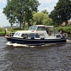 Doerak 780 AK motorboot