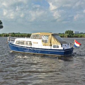 Doerak motorboot 800 AK huren